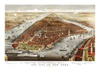The City of New York by Currier and Ives (1876)