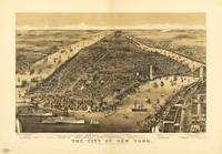 The City of New York by Currier & Ives (1886)