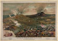 Battle of Mission [Missionary] Ridge Nov. 25th 186