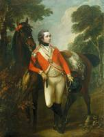 1782 JOHN HAYES SAINT LEGER  SIR THOMAS GAINSBOROU
