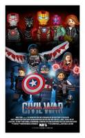 Civil War poster26x16