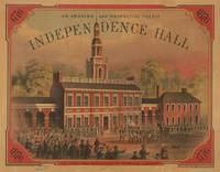 Vintage Independence Hall Illustration (1878)