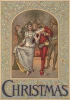 Vintage Christmas Romance Under The Mistletoe (188