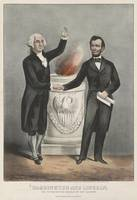Vintage American Founding Fathers Illustration (18