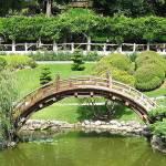 """""""Japanese Garden Bridge"""" by Eileen"""
