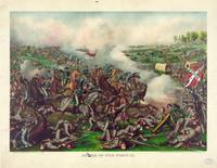 Civil War Battle of Five Forks April 1st 1865