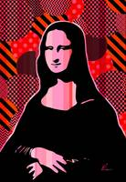 Mona Lisa  | Pop Art