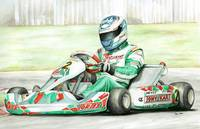 Tony-Kart: Davide Fore 2006 World Karting Champion
