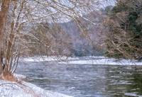 Clarion River in January No1 (WC)
