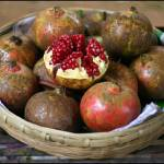 """Lijiang pomegranate"" by jonstraveladventures"