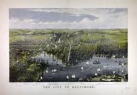 The City of Baltimore by Currier & Ives (1880)