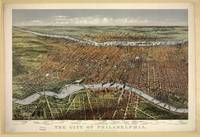 The City of Philadelphia by Currier & Ives (1875)