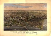 The City of Washington by Charles R. Parsons (1880