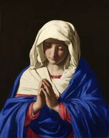 Virgin Mary in Prayer