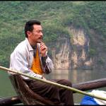 """Fisherman on the Yangtze 2"" by jonstraveladventures"