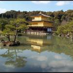 """The golden temple in Kyoto"" by jonstraveladventures"