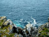 View from Dun Aengus, Inishmore, Aran Islands