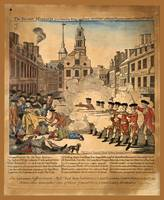 The Bloody Massacre Perpetrated in King-Street
