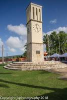 Eliza James-McBean Clock Tower