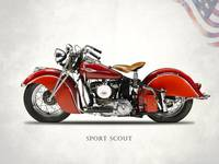 The 1940 Indian Sport Scout