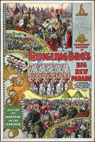 Ringling Brothers Circus Carnival Poster (1899)