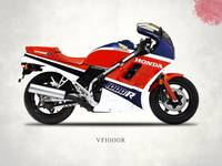 The Honda VF1000R Classic Motorcycle