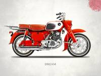 The Honda Dream Classic Motorcycle