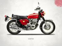 The Honda CB750 Classic Motorcycle