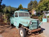 Old Willys Pickup