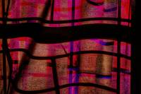 Fabric Curtain Abstract #1 on 16 March 2019, D