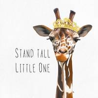 stand tall little one