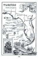 Vintage Map of Florida (1912)