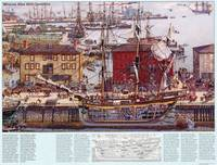 Salem Massachusetts Wharves Diagram
