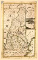 Map of New Hampshire (1817)