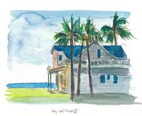 Key West Florida Conch Dream House with Ocean and