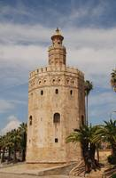 The Torre del Oro, Seville