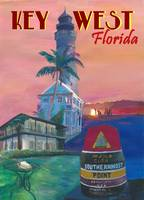 Key West Florida Southernmost Dreams Retro Travel