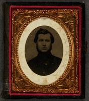 [Young man] ca. 1855 Collodion silver print