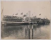 1899 PS GENERAL SLOCUM fire disaster SHIP