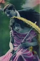 1920s Colorized Romantic Postcards 10