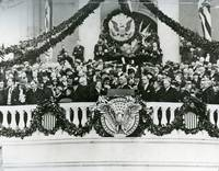 1933 Franklin D. Roosevelt's First Inauguration
