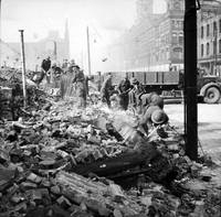 Aftermath of the Belfast Blitz, Spring 1941