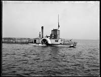 Alligator tug  Madawaska  on Ottawa River 1904