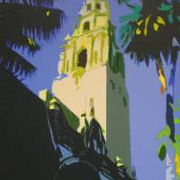 """Balboa Park Tower Beacon By RD Riccoboni"" by RDRiccoboni"