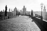 The Charles Bridge (Karluv Most), Prague