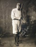 Babe Ruth was ineligible for the award in his famo