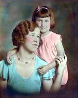 Mother and Daughter, 1933