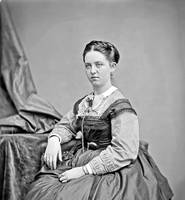 Mrs. M. Hogan by Matthew Brady