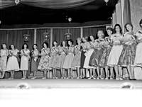 Miss Vancouver Anna Finlayson named Miss PNE 1959