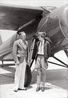 Dick Whittington - Amelia Earhart & plane, Souther